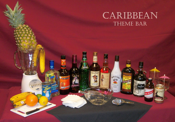 theme bar caribbean