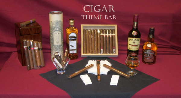 theme bar cigar