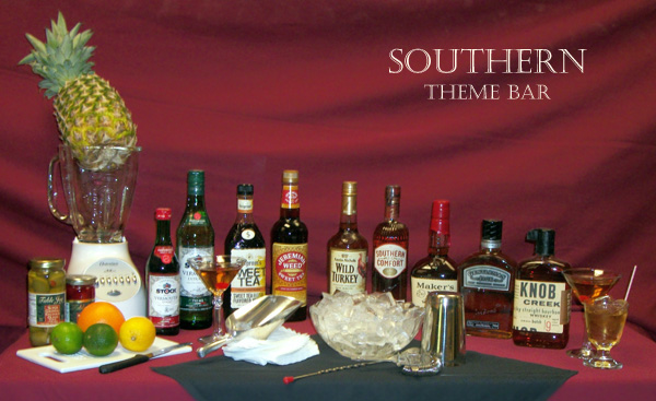 theme bar southern